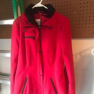 Jessica Simpson brand coat